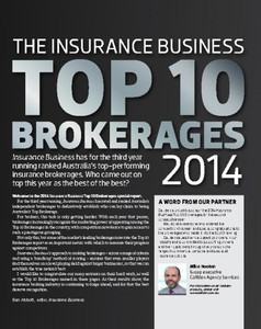 2014 Top 10 Brokerages (available for immediate download)