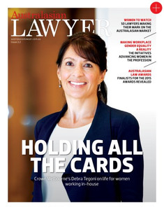2015 Australasian Lawyer 2.02 issue (available for immediate download)