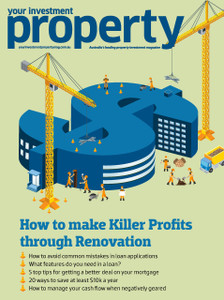 How to make Killer Profits through Renovation (available for immediate download)
