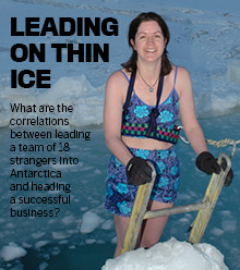 Leading on thin ice (soft copy only)