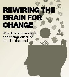 Rewiring the brain for change (soft copy only)