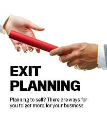 Exit planning (soft copy only)