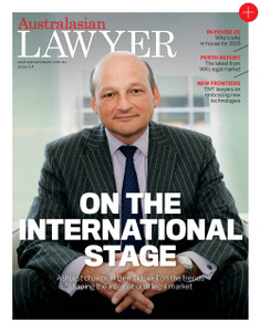 2015 Australasian Lawyer 2.04 issue (soft copy only)