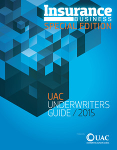Insurance Business Special Edition: UAC Underwriters Guide 2015 (available for immediate download)