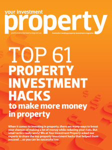 Top 61 property investment hacks to make more money in property (available for immediate download)