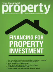 Financing For Property Investment (available for immediate download)