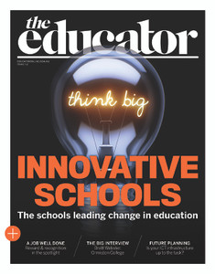 2015 The Educator September issue (available for immediate download)