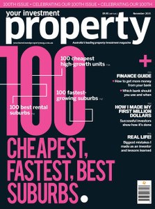 2015 Your Investment Property November issue (soft copy only)