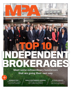 2015 Mortgage Professional Australia November issue (available for immediate download)