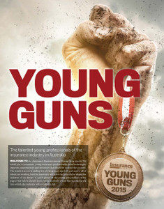 2015 Insurance Business Young Guns (available for immediate download)