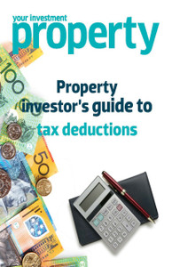 Property investor's guide to tax deductions (soft copy only)