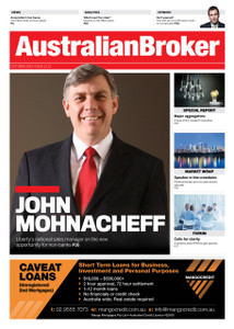 2015 Australian Broker November issue 12.21 (soft copy only)