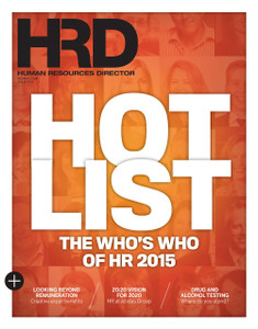 2015 Human Resources Director November issue (soft copy only)
