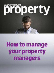 How to manage your property managers (soft copy only)