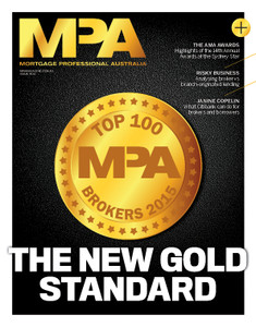 2015 Mortgage Professional Australia December issue (soft copy only)