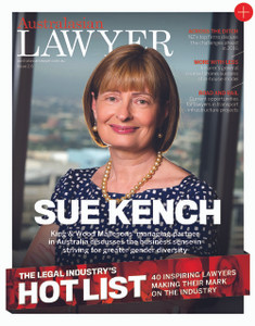 2015 Australasian Lawyer 2.06 issue (available for immediate download)