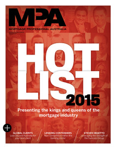 2016 Mortgage Professional Australia January issue (available for immediate download)