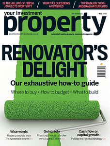 2016 Your Investment Property May issue (available for immediate download)