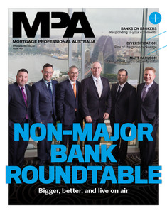 2016 Mortgage Professional Australia May issue (available for immediate download)