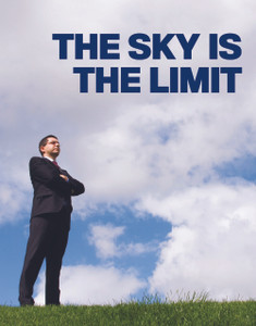 The sky is the limit (soft copy only)