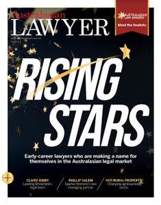 2016 Australasian Lawyer 3.02 issue (soft copy only)