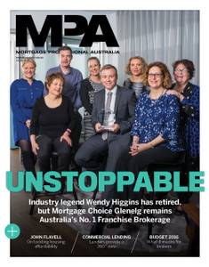 2016 Mortgage Professional Australia July issue (available for immediate download)