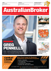 2016 Australian Broker August issue 13.15 (available for immediate download)
