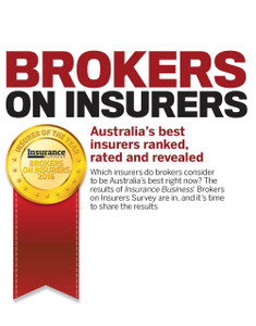 2016 Brokers on Insurers (soft copy only)