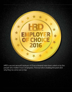 Employer of Choice 2016 (soft copy only)