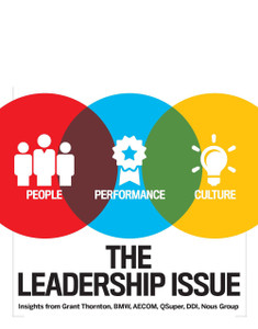 The Leadership issue (soft copy only)