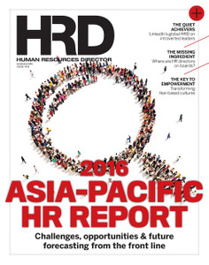 2016 Human Resources Director August issue (soft copy only)