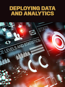 Deploying data and analytics (available for immediate download)