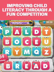 Improving child literacy through a fun competition (available for immediate download)