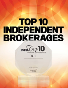 2016 Top Independent Brokerages (available for immediate download)