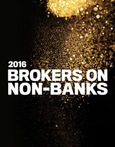 2016 Brokers on Non-banks (soft copy only)