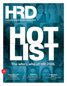 2016 Human Resources Director November issue (available for immediate download)