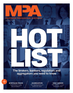 2017 Mortgage Professional Australia January issue (soft copy only)