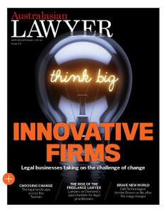 2016 Australasian Lawyer 3.06 issue (available for immediate download)