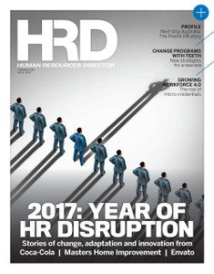 2017 Human Resources Director January issue (soft copy only)