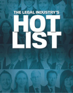 2016 Australasian Lawyer Hot List (soft copy only)