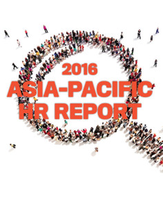 2016 Asia-Pacific HR Report (available for immediate download)