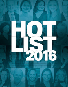 2016 Human Resources Director Hot List (available for immediate download)