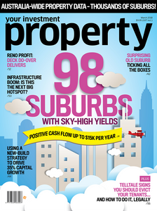 Your Investment Property special subscription offer