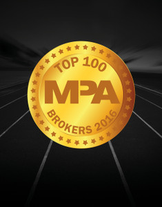 2016 Top 100  Brokers (available for immediate download)