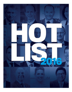 2016 MPA  Hotlist (available for immediate download)