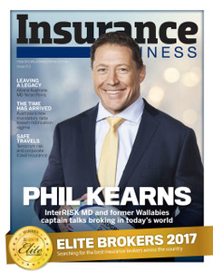 2017 Insurance Business issue 6.02 (available for immediate download)