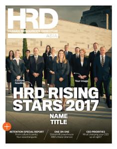 Custom cover (PDF only) - HRD Asia Rising Stars 2017