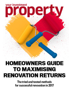 Homeowners guide to maximising renovation returns (soft copy only)