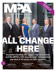 2017 Mortgage Professional Australia May issue (soft copy only)