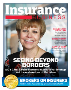2017 Insurance Business issue 6.03 (soft copy only)